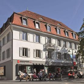 Wohnbau Lörrach Haus Sonne