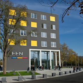 Campus Heilbronn - Am Europaplatz der Hochschule Heilbronn